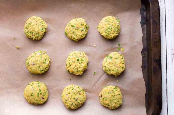 Falafel Pitas   World of Vegan