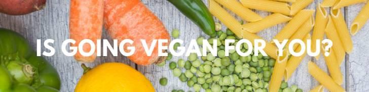 Is Going Vegan For You? | How to Go Vegan Guide | WorldofVegan.com | #vegan #vegetarian #inspiration