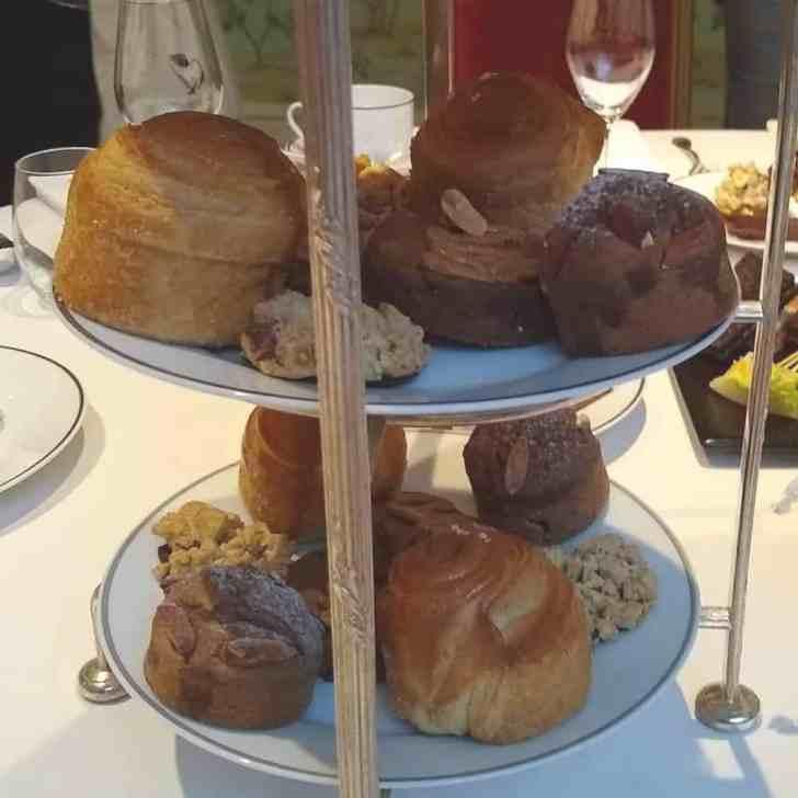Vegan in Paris: Shangri La Hotel Afternoon Tea