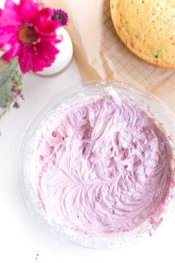 World of Vegan Birthday Cake Confetti Style With Vegan Sprinkles-12