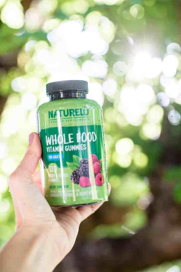 Vegan Vitamins from Naturelo Whole Foods | WorldofVegan.com #vegan #vitamins #naturelo #worldofvegan