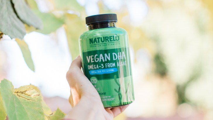 Move Over Fish Oil—There's A New Vegan DHA In Town!