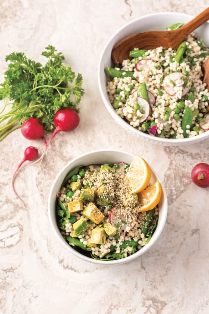 Super-Fresh Couscous Bowl | World of Vegan | #bowl #buddah #couscous #fresh #recipe #vegan
