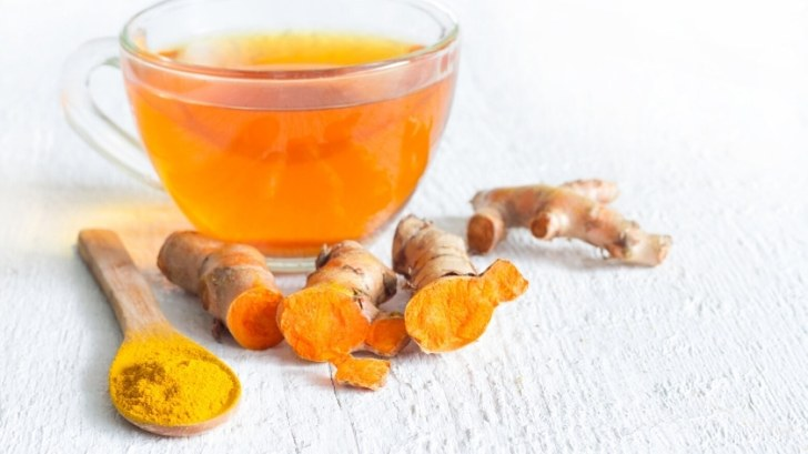 Turmeric Tea | Benefits of Turmeric | World of Vegan
