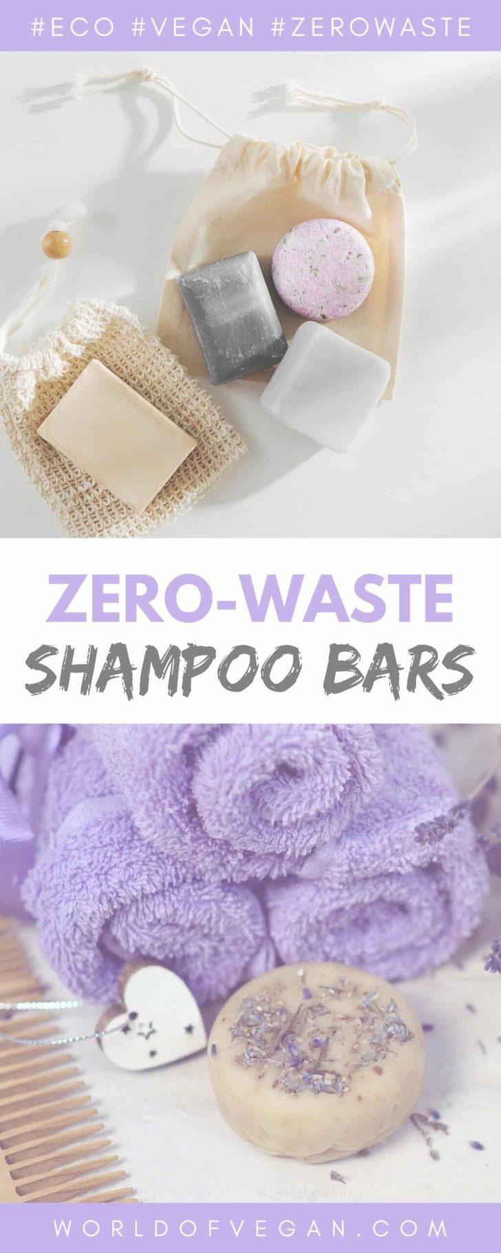 Best Vegan Zero Waste Shampoo Bars Photo