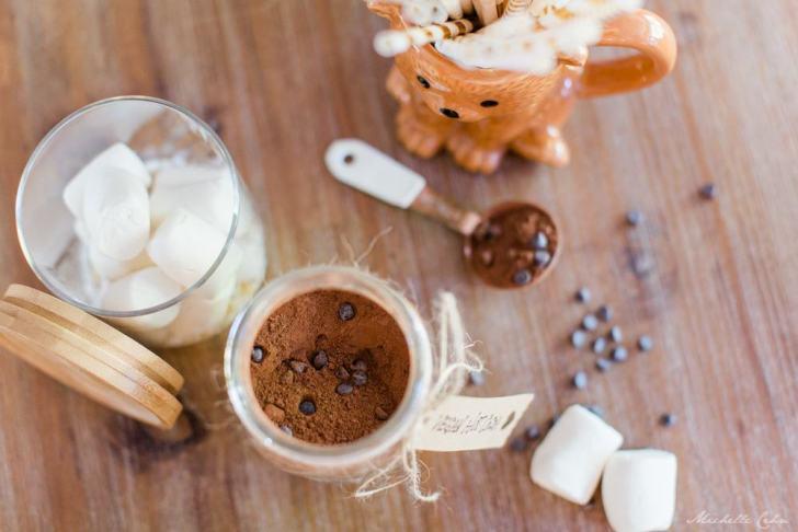 DIY Vegan Hot Chocolate Mix