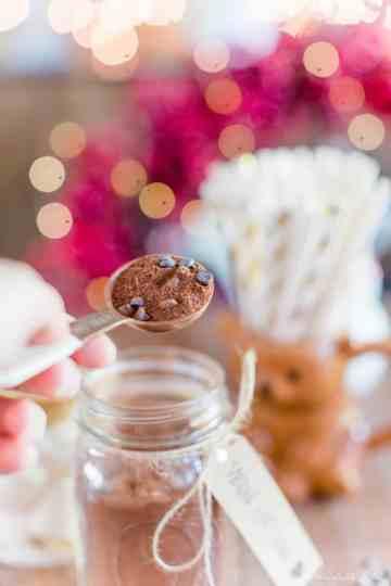 Homemade Vegan Hot Cocoa Mix-24
