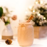 Gingerbread Smoothie Recipe That's Vegan Healthy & Delicious!