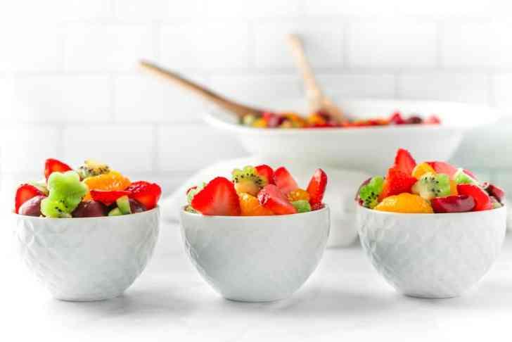 Vegan Fruit Salad Recipe