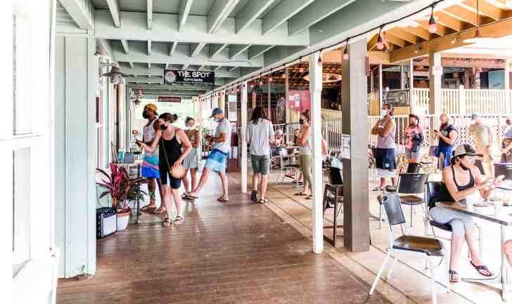 The Spot North Shore Restaurant With Vegan Brunch Options