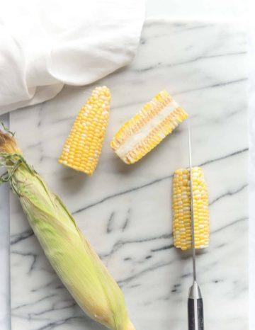 Chipotle Air Fryer Corn Ribs Recipe-2