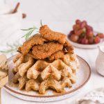 Vegan Chicken and Waffles Recipe