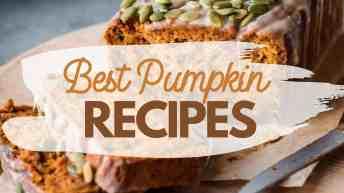 13 Best Vegan Pumpkin Recipes You've Gotta Make This Fall