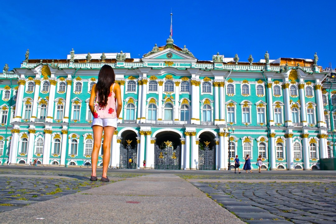 Hermitage Museum St Petersburg | World of Wanderlust