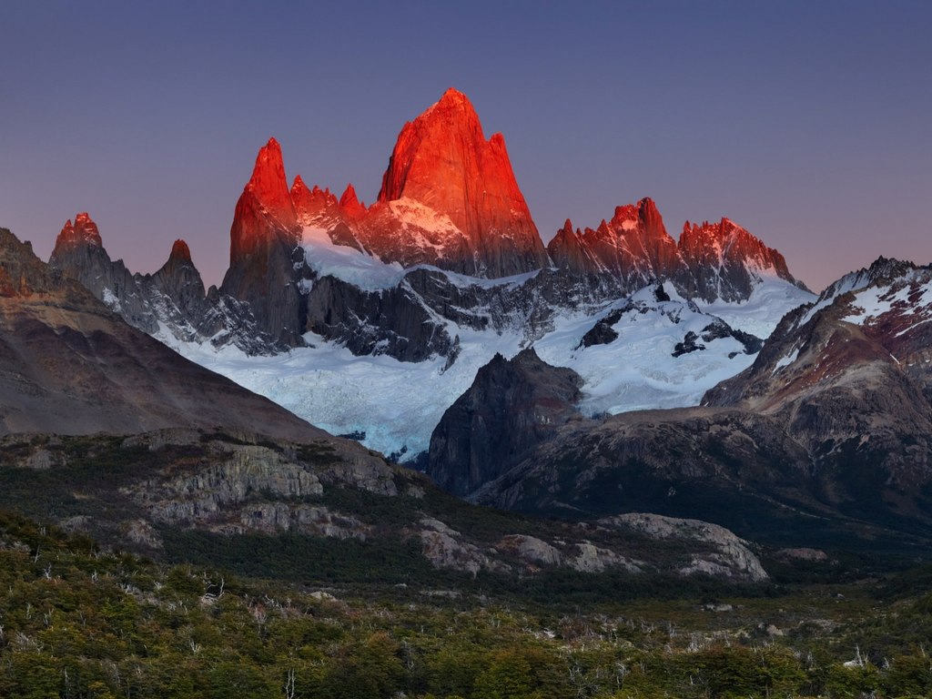 Mount Fitzroy Argentina | WORLD OF WANDERLUST