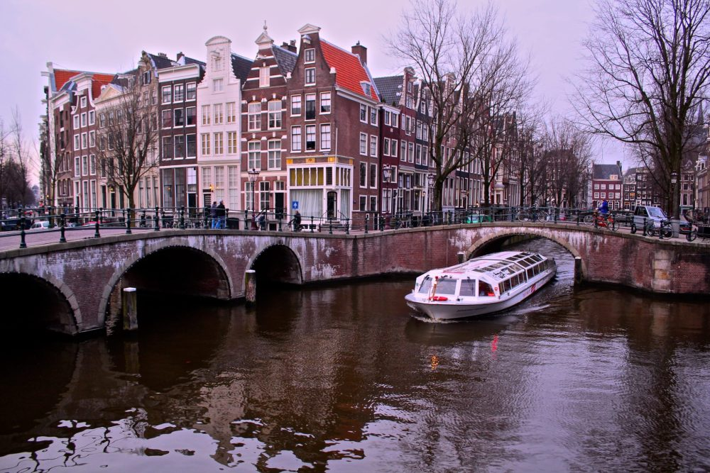 Amsterdam_Winter