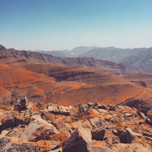 Oman adventure