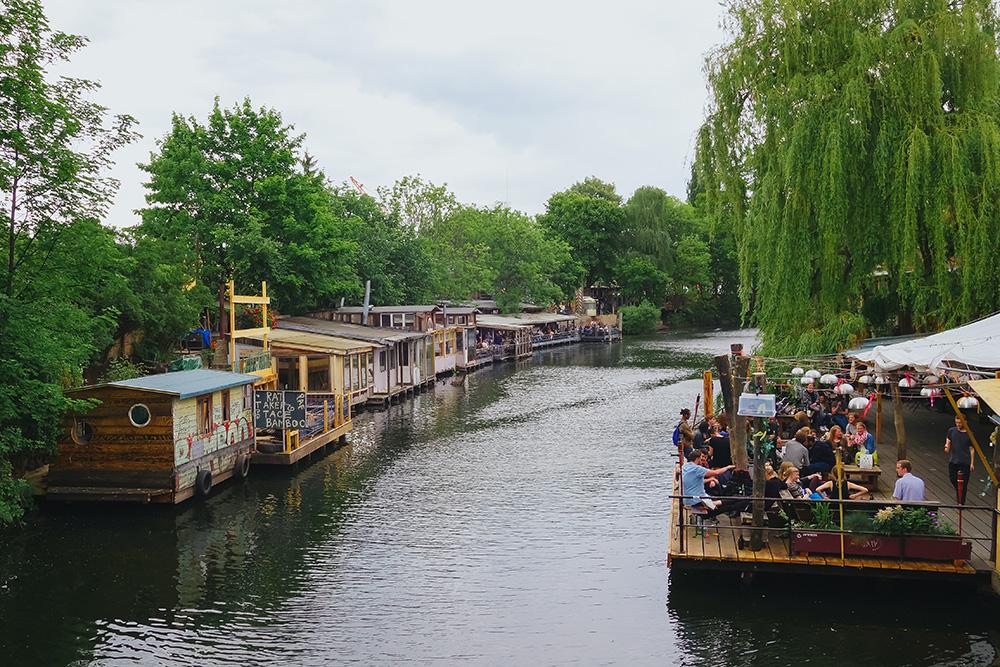 Canal Bar, Berlin