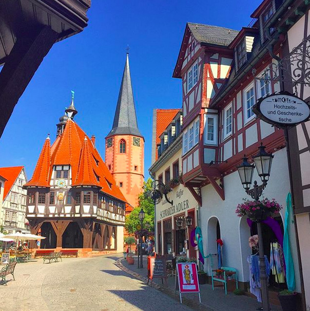 the cutest german towns to visit world of wanderlust. Black Bedroom Furniture Sets. Home Design Ideas
