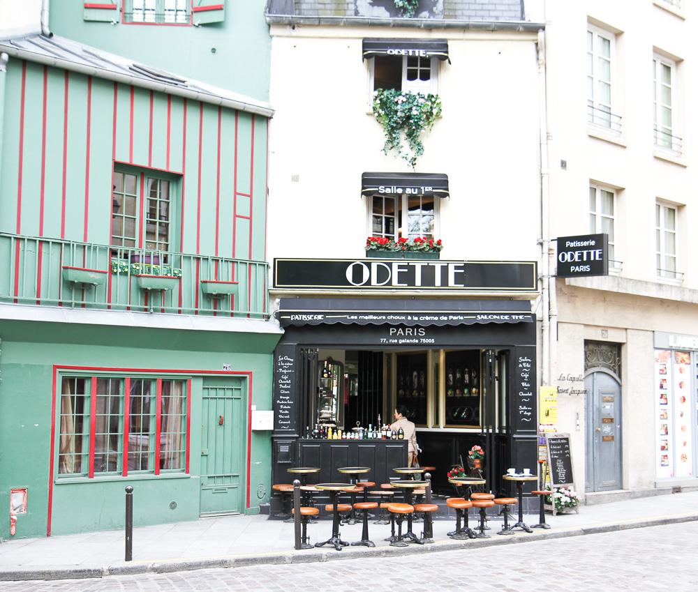 Délicieux 21 Rue Bonaparte 75006 Paris #5: 21 Rue Bonaparte, 75006 Paris | Métro Saint Germain Des Près. Odette