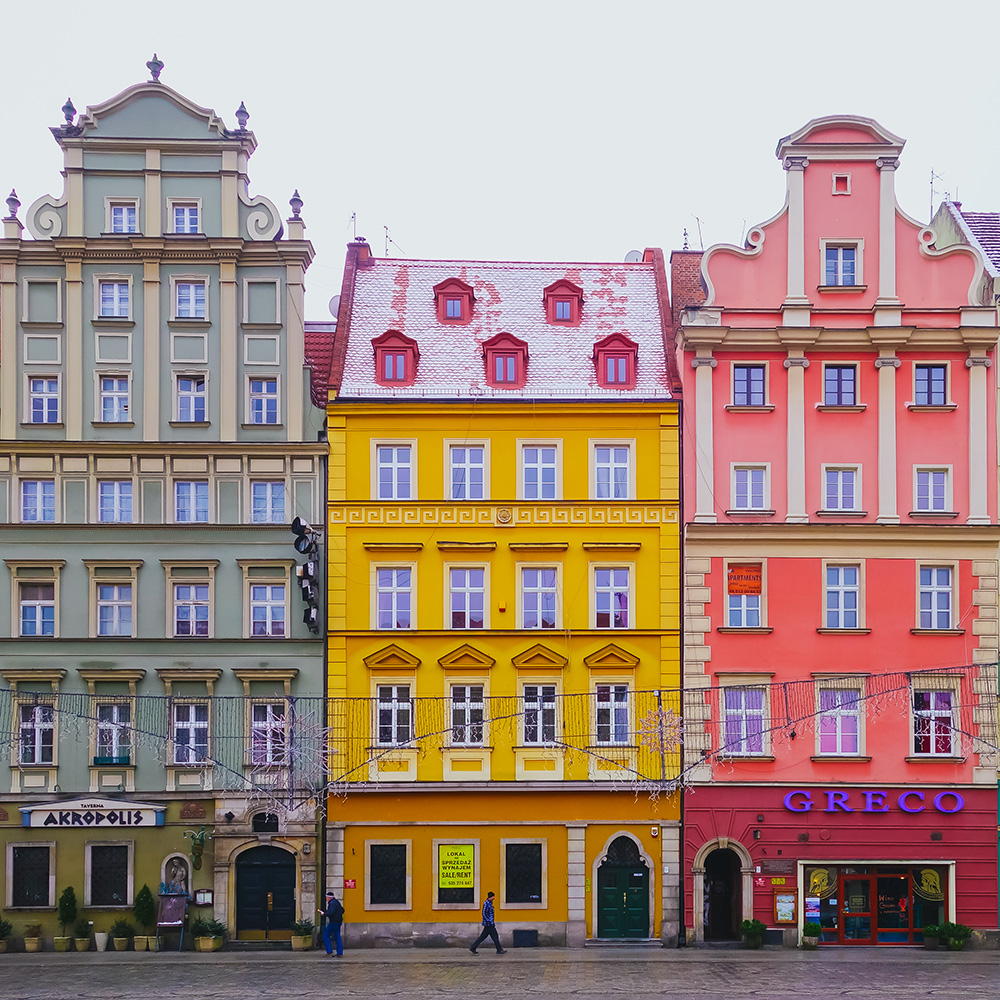 Why You Should Visit Wroclaw, Colourful