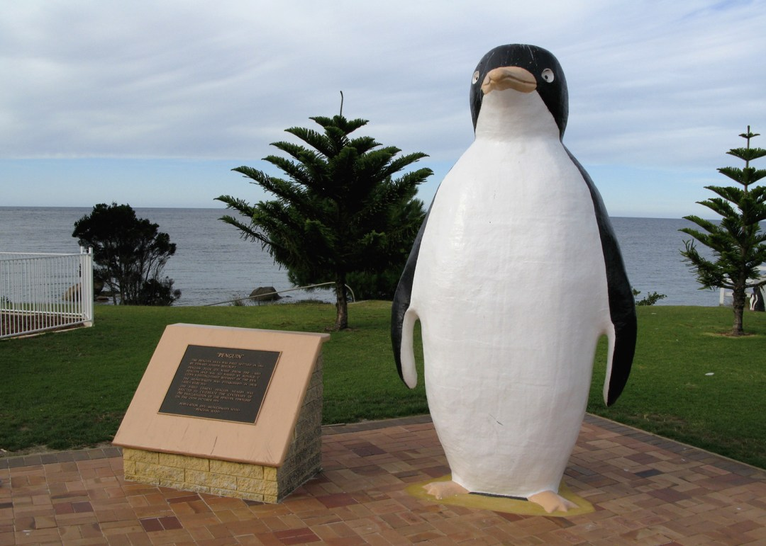 Penguin_BigPenguin