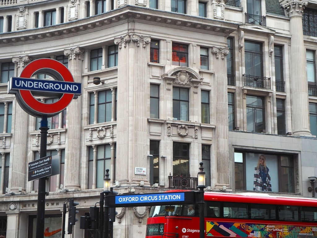 Oxford Circus London
