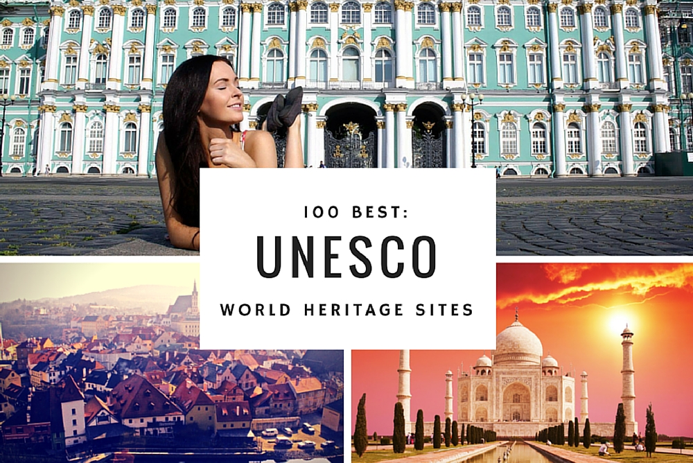 Of The Most Beautiful UNESCO World Heritage Sites To Discover - Unescos 15 most beautifully designed cities in the world