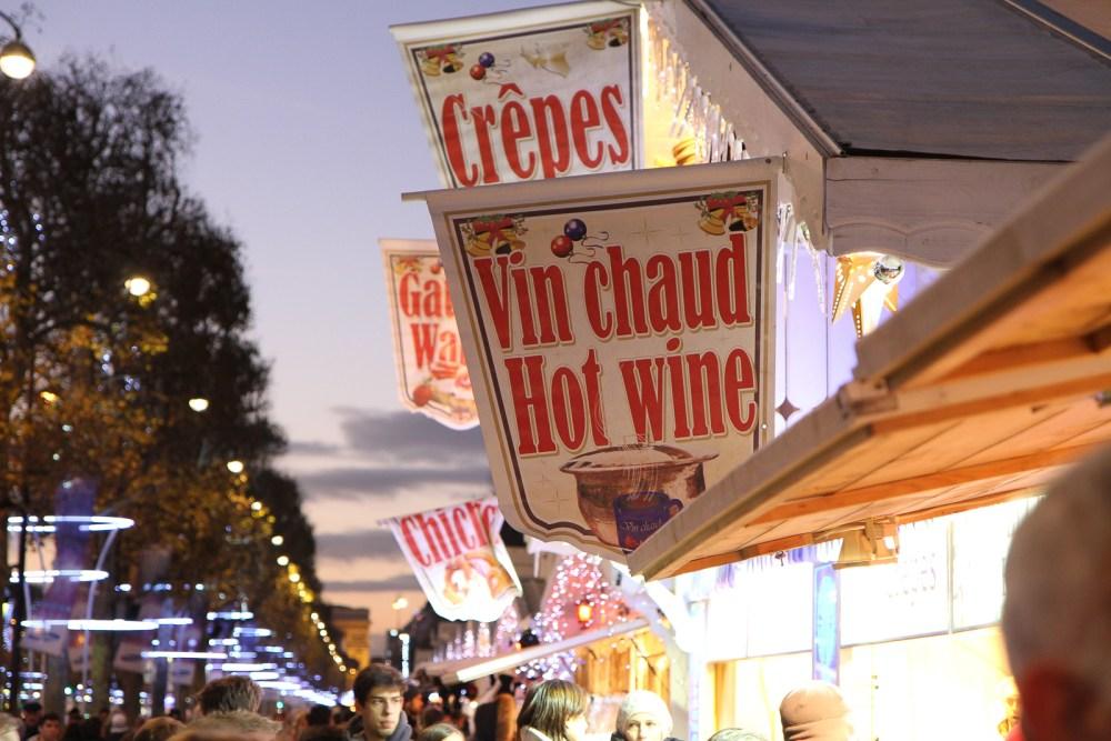 Champs - Eylees Christmas market