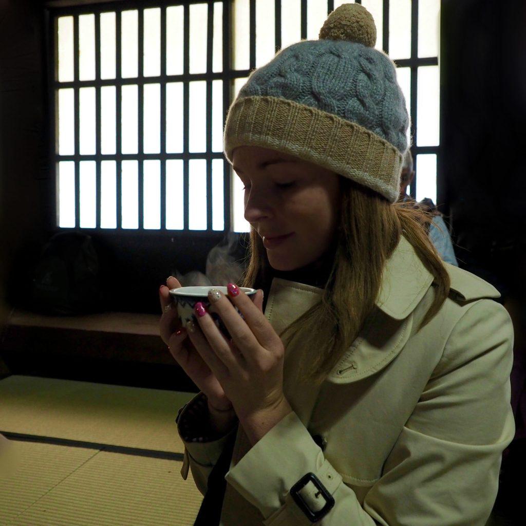 Japanese Tea Time!