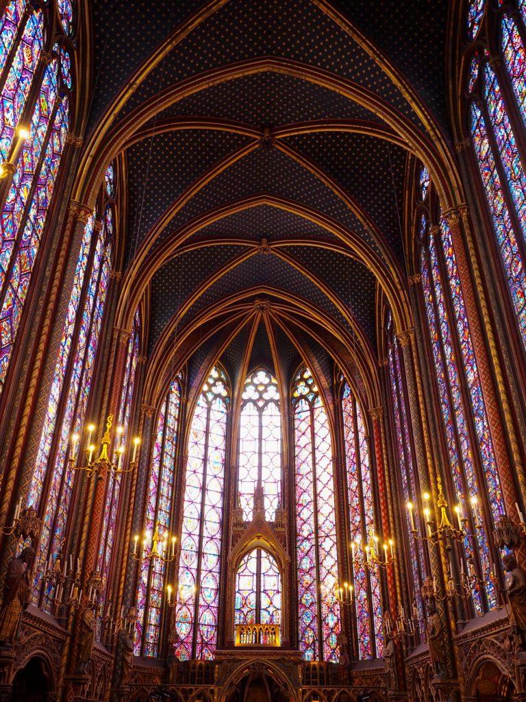 Saint Chapelle interior