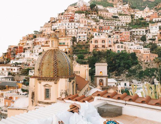 Amalfi Coast Itinerary   WORLD OF WANDERLUST