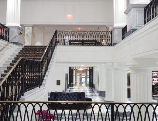 Intercontinental Barclay Hotel New York   World of Wanderlust