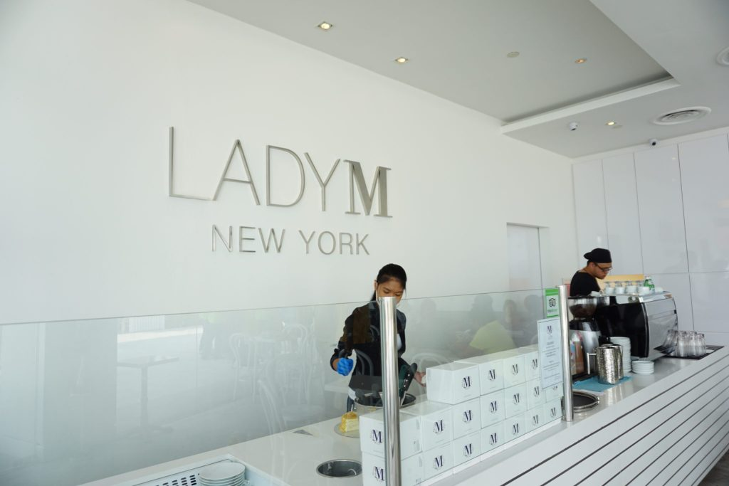 Lady M New York
