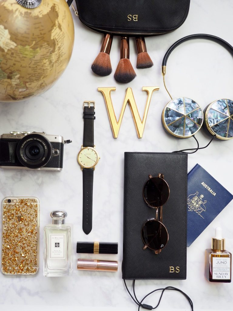Black and Gold Style Files | World of Wanderlust
