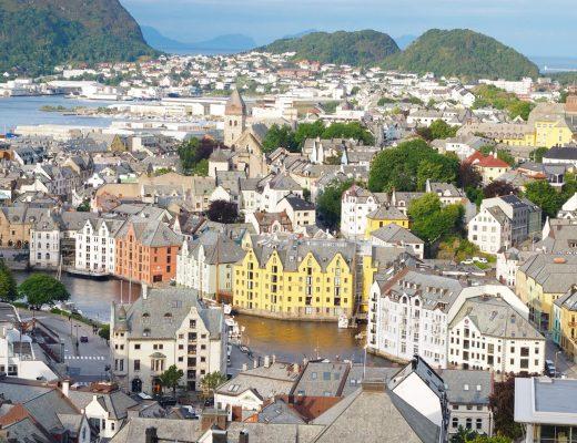 Guide to Alesund Norway   World of Wanderlust