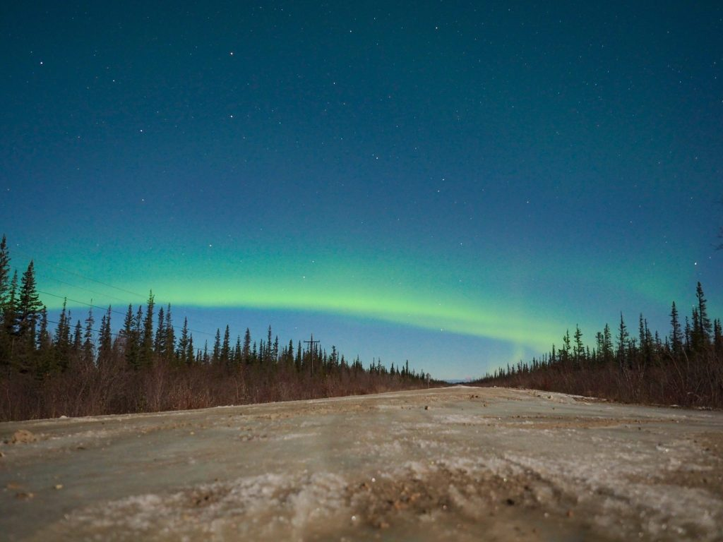 Churchill_Northern_Lights