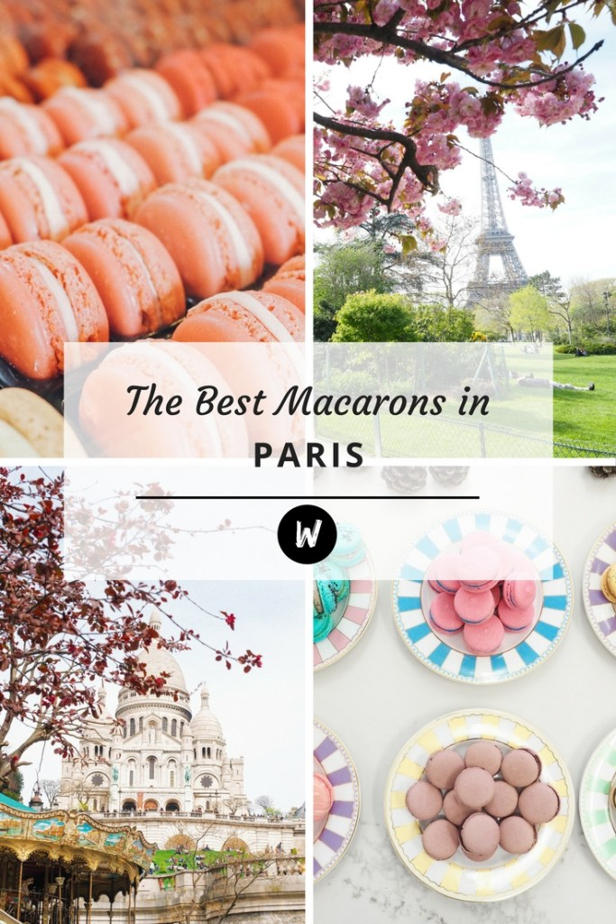 The Best Macarons in Paris | World of Wanderlust