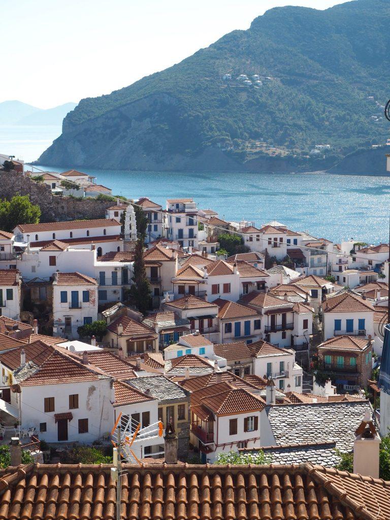 Guide to Skopelos Greece   WORLD OF WANDERLUST