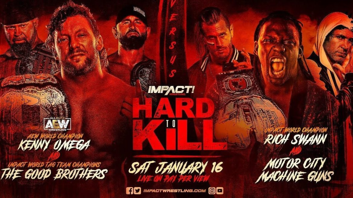 Impact Wrestling: Hard to Kill 2021 (Preview)