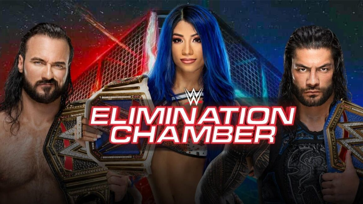 WWE Elimination Chamber 2021: il Pagellone