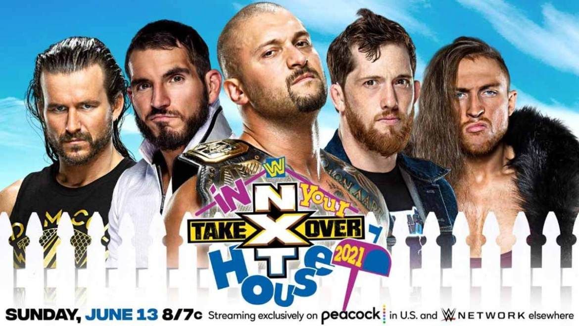 NXT Takeover In Your House: i Pronostici