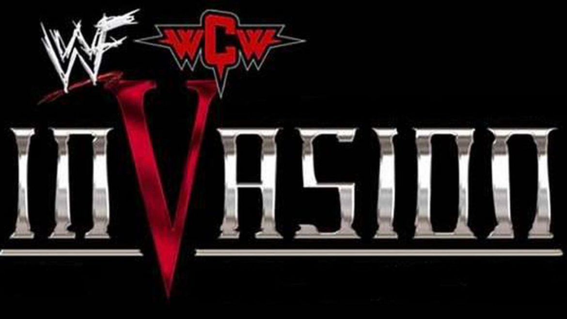 WWF Invasion 2001 Review