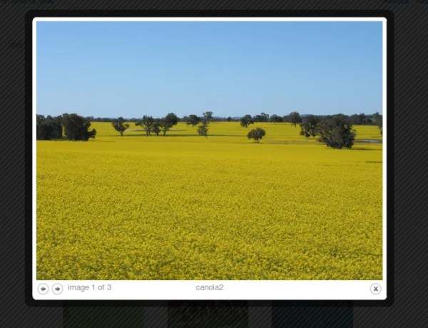 jQuery Lightbox For Native Gallery