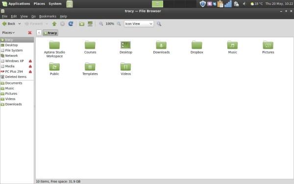 Nautilus File Manager