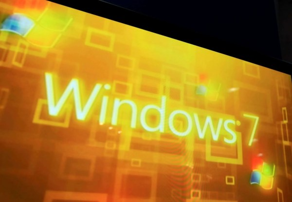 Photo of Windows 7 Logo