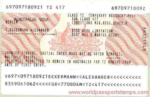 Australia programms for students, tourism, education