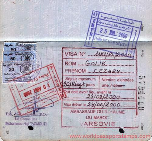 emigration in Morocco
