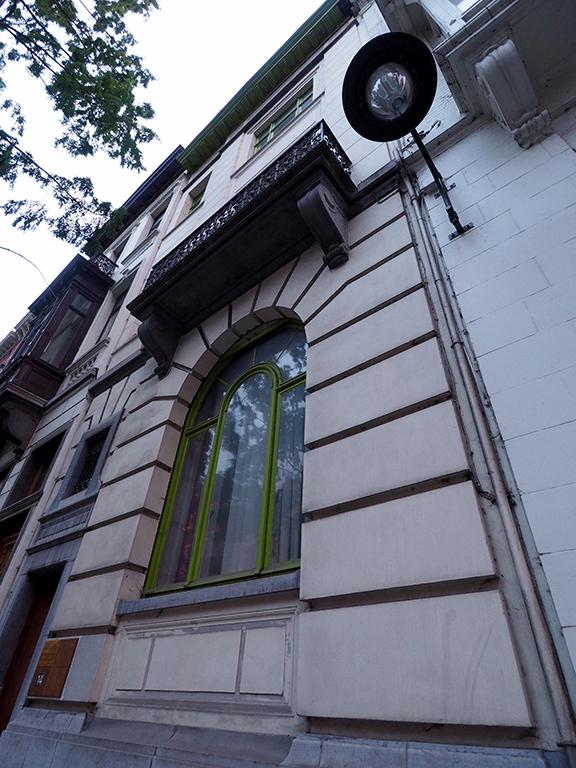 10. Avenue de la brabanconne