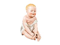 Heubach Piano Baby
